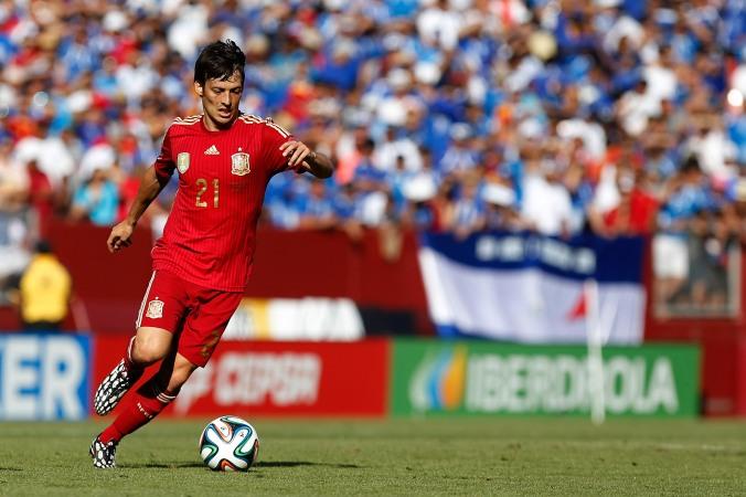 Soccer: Friendly-Spain vs El Salvador