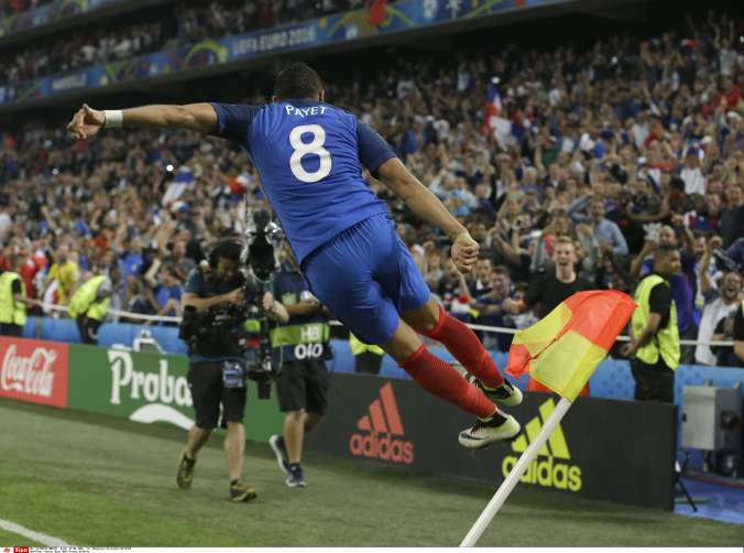 Soccer Euro 2016 France Albania