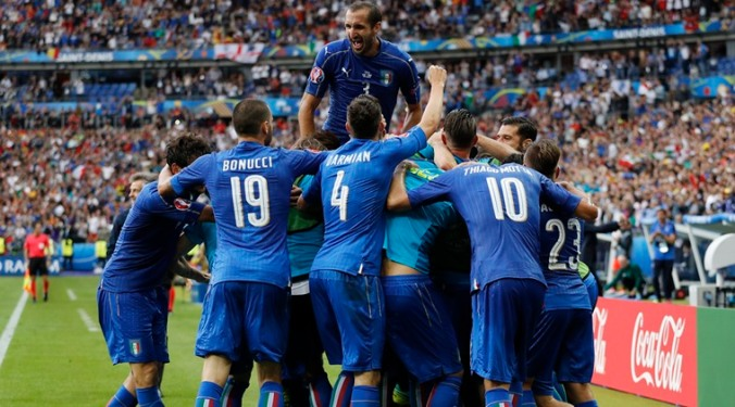 Italy v Spain - EURO 2016 - Round of 16